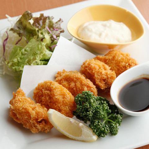 広島産 カキフライ