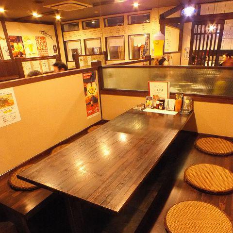 テーブル(6名様)